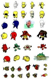 character sheet 10