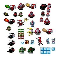 Santi characters